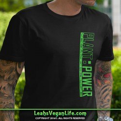Plant Power - Vegan Life Shirt