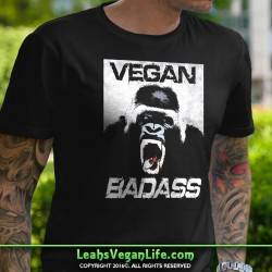 Vegan Badass Shirt