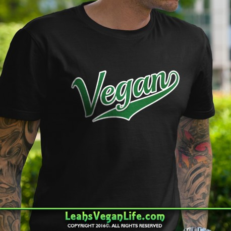 Vegan Baseball Shirt