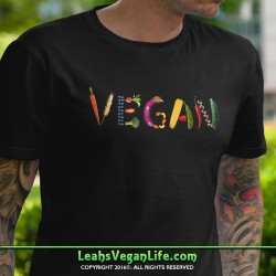 Vegan Veggies T-Shirt